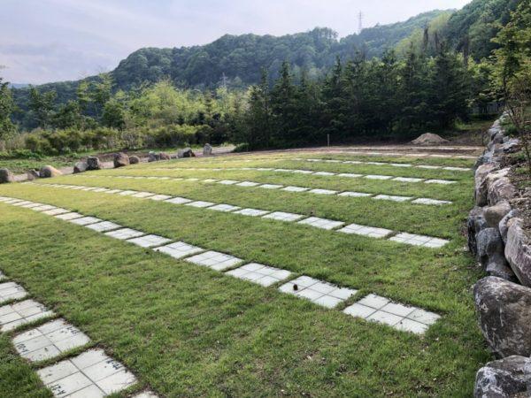つばさの樹木葬 西軽井沢霊園 個別墓地