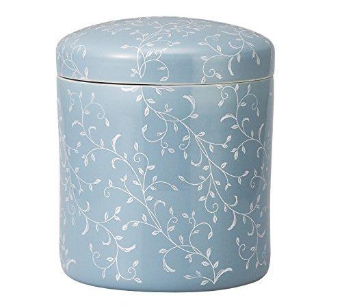 骨壷 ブルーグラス 3寸(日本製)