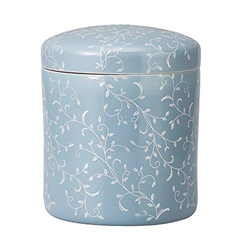骨壷 ブルーグラス 4寸(日本製)
