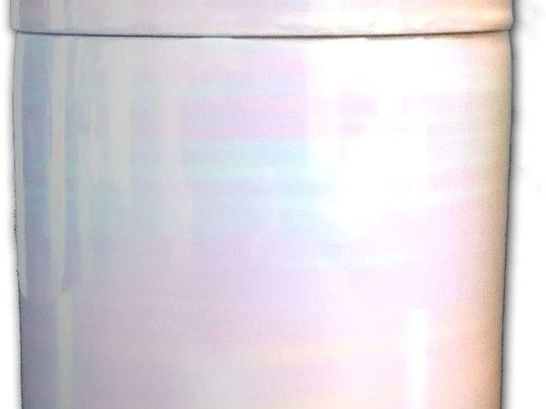 骨壷/パールラスター真珠 3寸